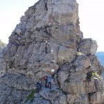 Klettersteig Gipfel